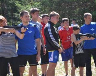 Embedded thumbnail for ВПР в лагерях 2013 год